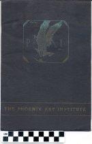Image of The Phoenix Art Intitute Catalog