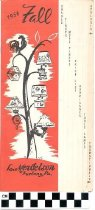 Image of 1956 Fall L. Mendelson Catalog