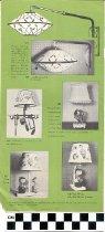 Image of 1956 Spring L. Mendelson Catalog