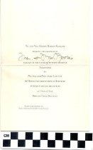 Image of Cherry - Lowman [wedding invitation] -