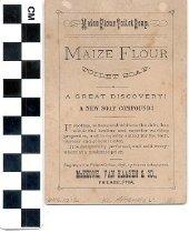 Image of Maize Flour Toilet Soap