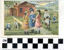 Image of Henderson School Shoe trade card
