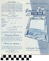 Image of General Butler State Park brochure
