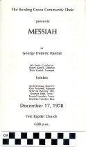 Image of Messiah program