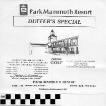Image of Best Western Park Mammoth Resort advertisement