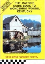 Image of Wondering Woods, Kentucky booklet
