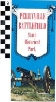 Image of Perryville Battlefield State Historical Park brochure