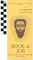 Image of The Book of Job play brochure