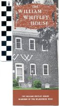 Image of William Whitley House brochure