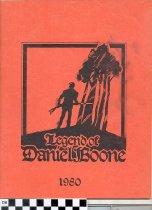 Image of Legend of Daniel Boone