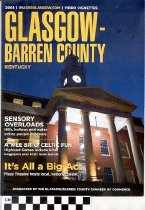 Image of Glasgow-Barren County booklet -