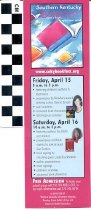 Image of Southern Kentucky Bookfest bookmark