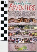 Image of Cave Country Guide brochure