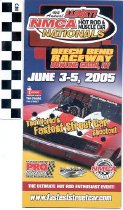 Image of 4th Annual NMCA Hot Rod & Muscle Car Nationals brochure