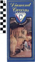 Image of Diamond Caves brochure