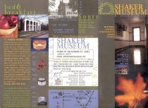 Image of Shaker Museum at South Union brochure