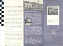Image of Bowling Green Public Library Depot Branch brochure