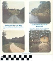 Image of Indian Hills Resort brochure