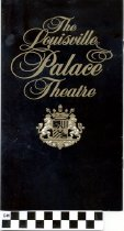 Image of The Louisville Palace Theatre brochure
