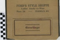 Image of Ford's Style Shoppe