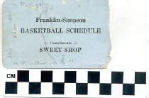 Image of Franklin-Simpson Basketball Schedule