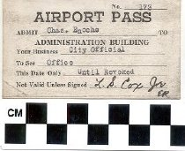 Image of Airport Pass