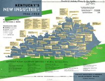 Image of Kentucky's New Industries, 1946-1954 - Kentucky Agricultural & Industrial Development Board
