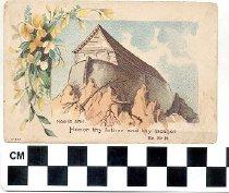Image of Noah's Ark greeting card