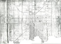 Image of Plat of Glasgow, Kentucky -