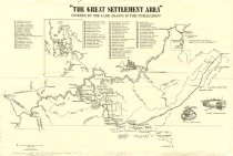 Image of The Great Settlement Area 1750-1800 - Kentucky Historical Society