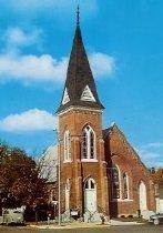 Image of Franklin Presbyterian Church - KL postcard