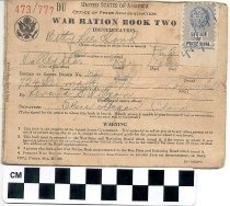 Image of [War Ration Books] -