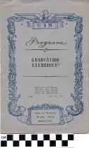 Image of United States Navy graduation program