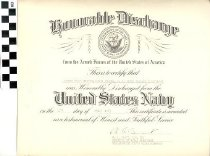 Image of Honorable Discharge 1963