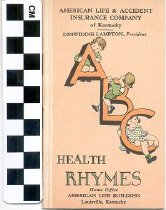 Image of ABC Health Rhymes