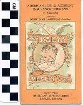 Image of Our Baby's Health Book