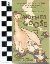 Image of Mother Goose booklet