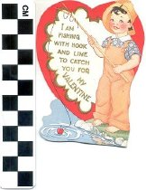 Image of Valentine's Day greeting card