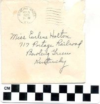 Image of Envelope for greeting card