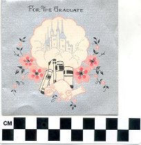 Image of For The Graduate greeting card