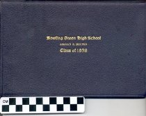 Image of Bowling Green High School diploma