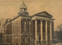 Image of WC Courthouse - KL postcard