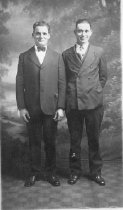 Image of George Ground and Charlie Gardner