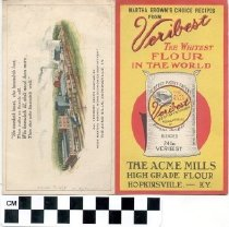 Image of Veribest Flour pamphlet