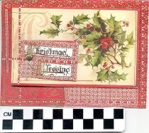 Image of Christmas Blessing greeting card