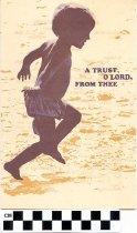 Image of Smiths Grove presbyterian church program