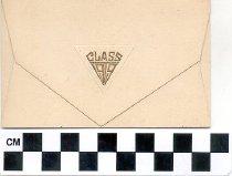 Image of graduation announcement 1919