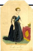 Image of Godey's Lady's Book Engraving -