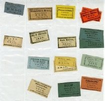 Image of Seed labels
