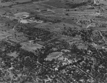 Image of Aerial View of WKU & Bowling Green - Unknown